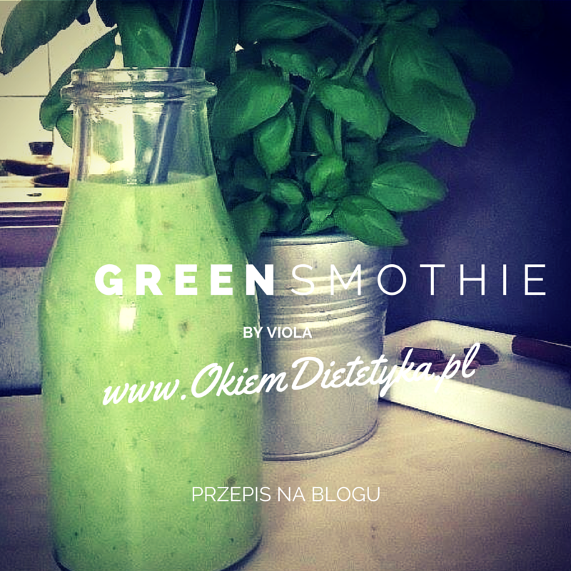 Green Smoothie #1
