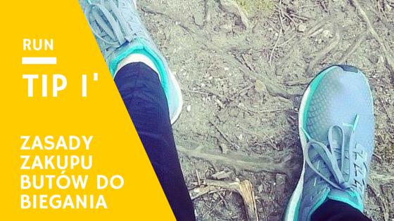 Możesz biegać w kalesonach, ale buty kup porządne!