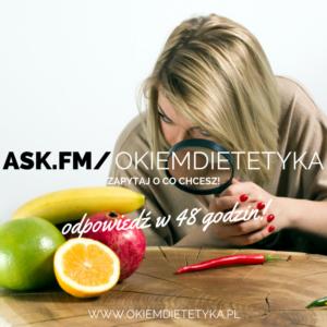 ask.fm Okiem Dietetyka