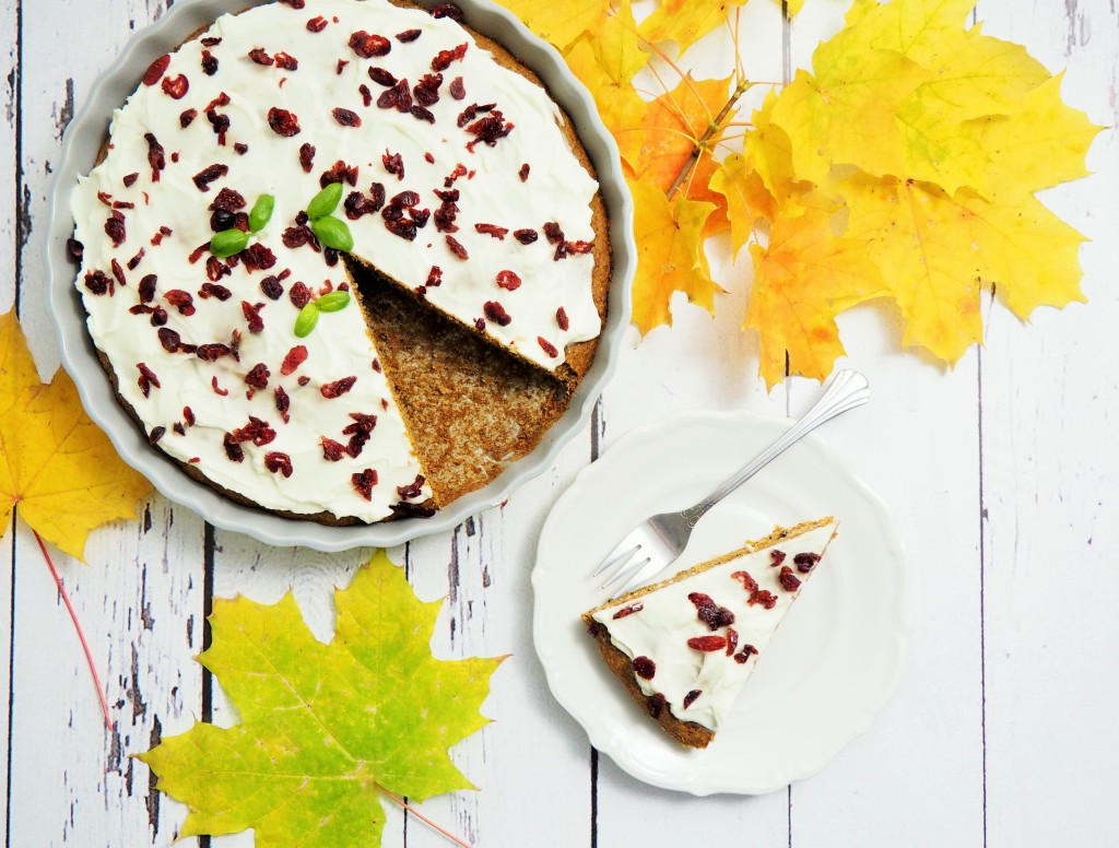 proste ciasto dyniowo-gryczane
