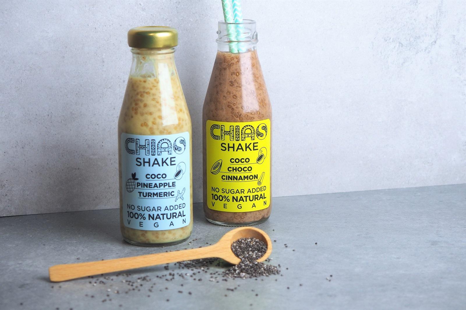 Chias shake – co kryje w sobie ten produkt?