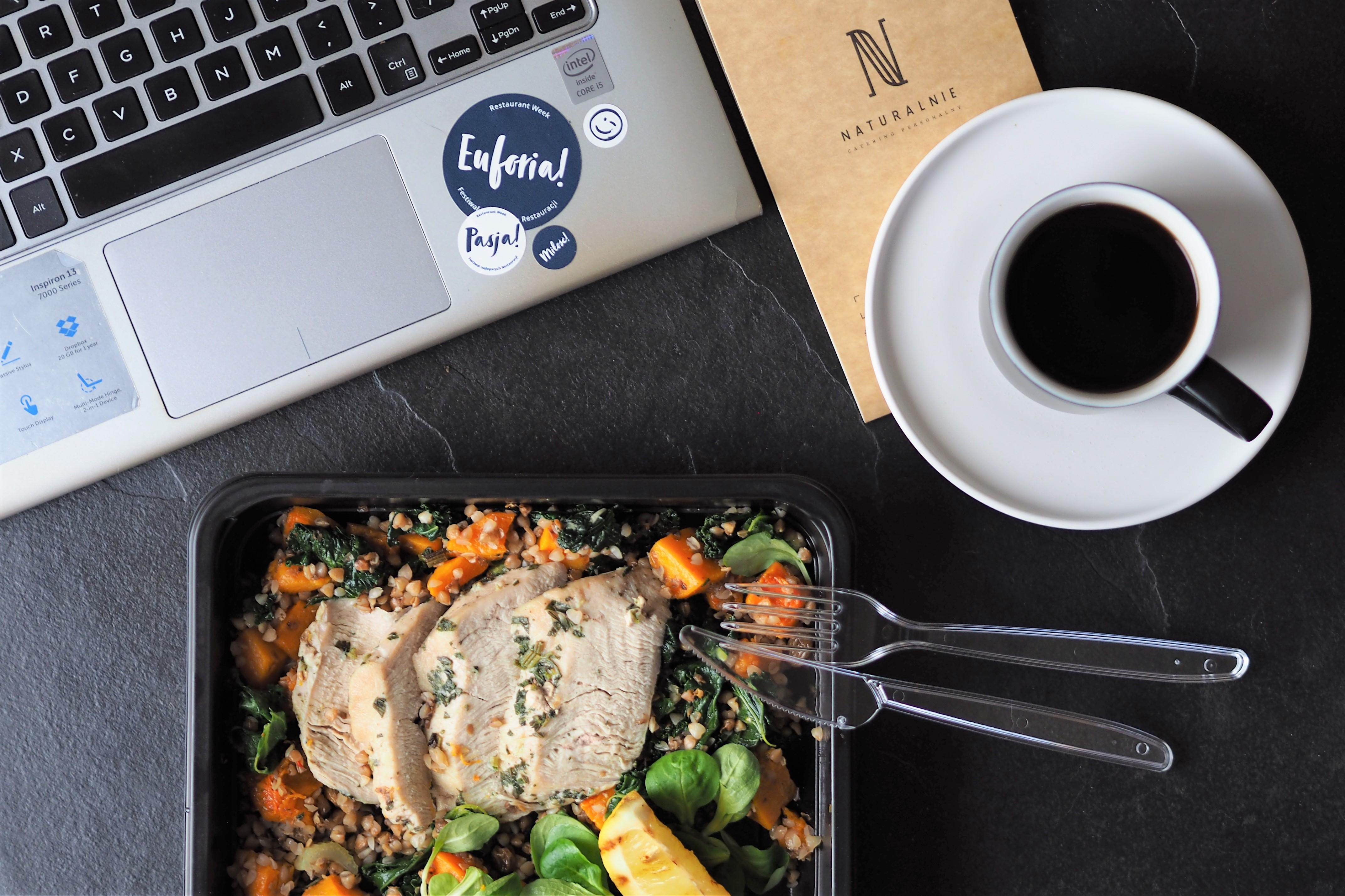 Catering Naturalnie – wrażenia po miesiącu testowania
