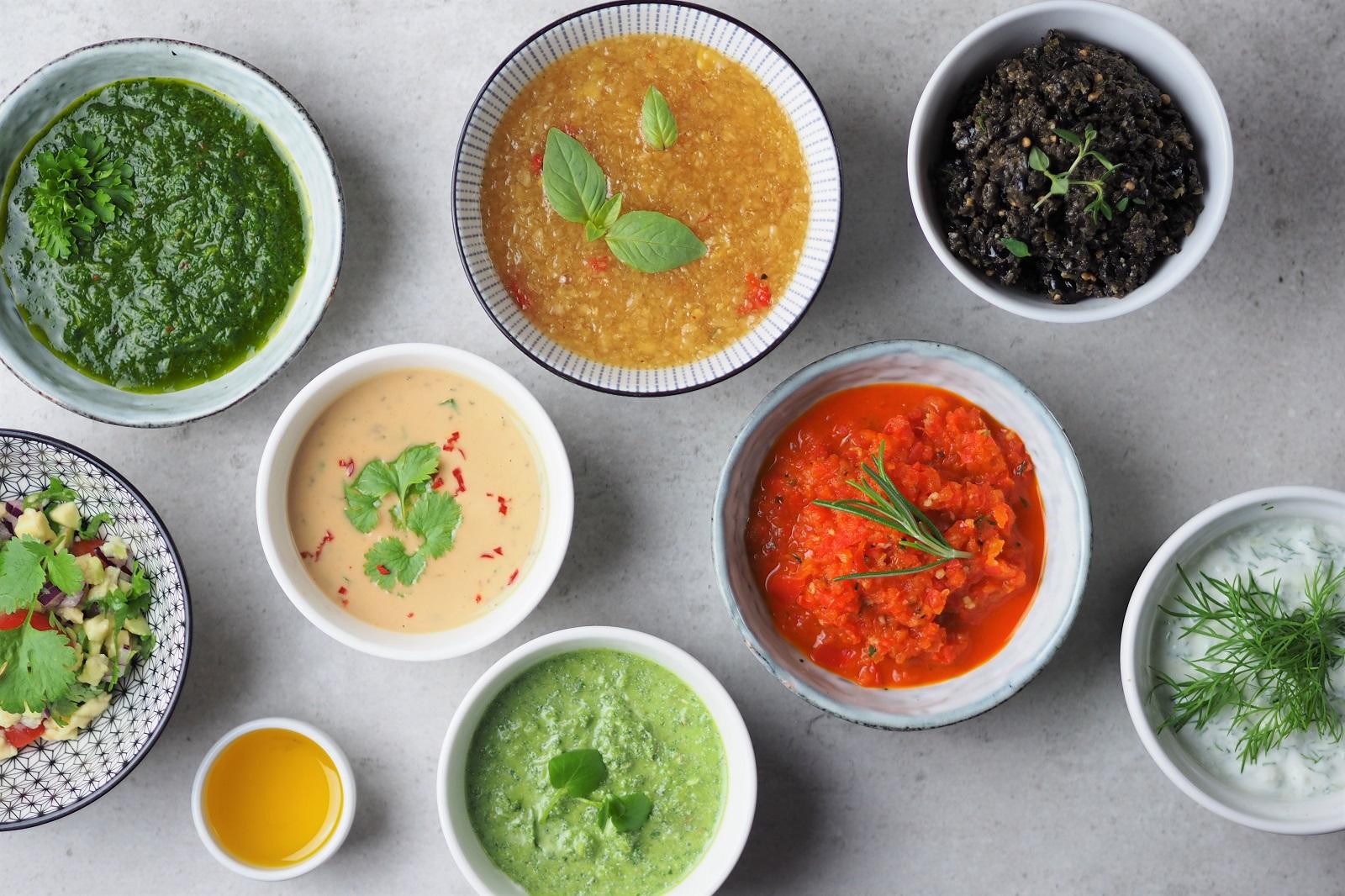 Sosy do grilla – moje ulubione sosy do przygotowania w 5 minut