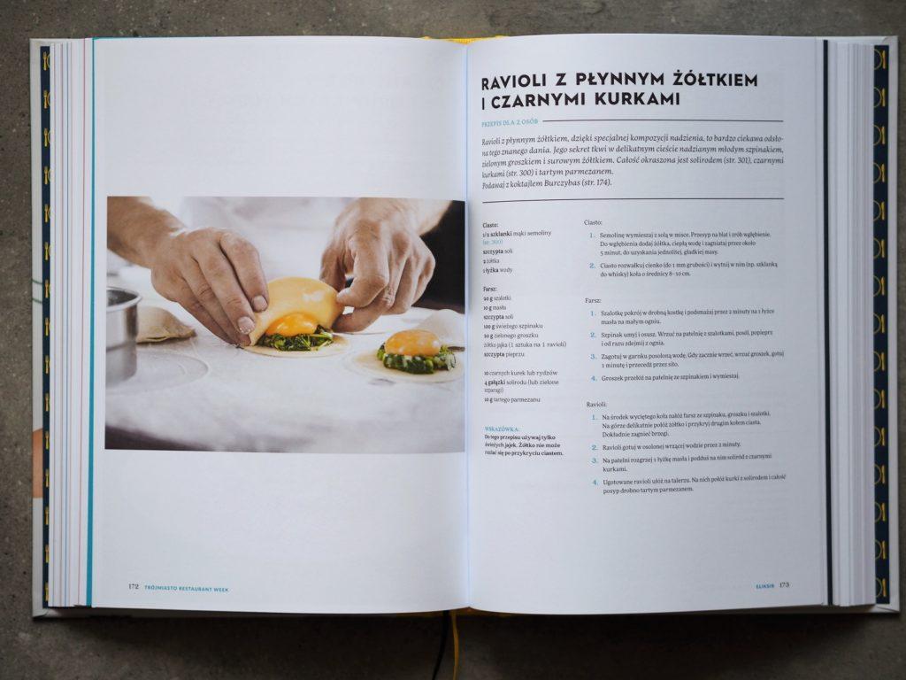 Przepis z ksiązki Najlepsze przepisy najlepszych restauracji - Restaurant Week