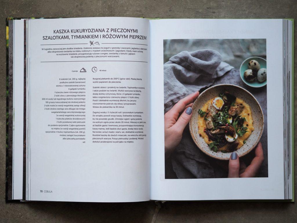 Przepis z książki Sezonowe warzywo - Dominika Wójciak