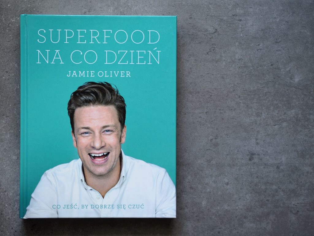 Superfood na co dzień - Jamie Olivier