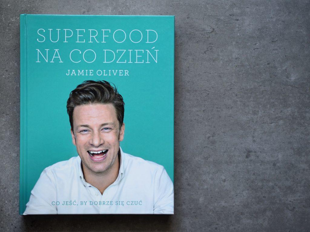 Superfood na co dzień - Jamie Olivier