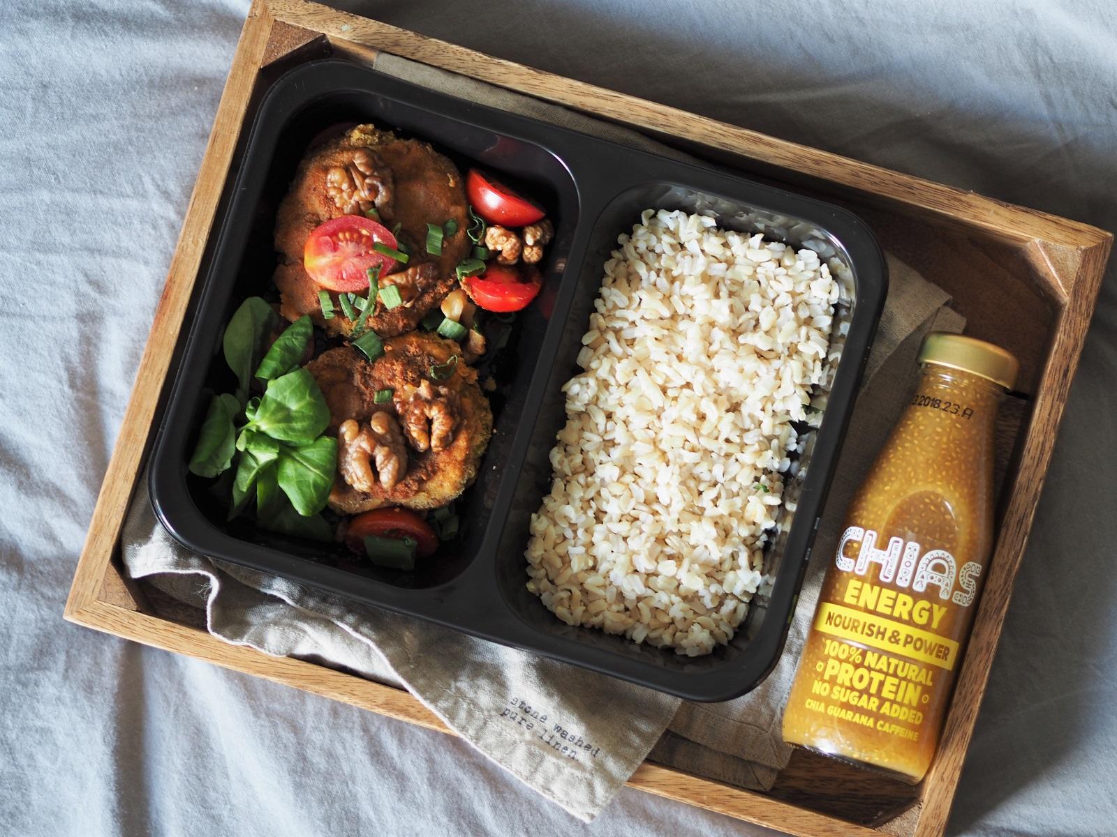 Kotlety z ciecierzycy i brokuła – szybki wegański obiad