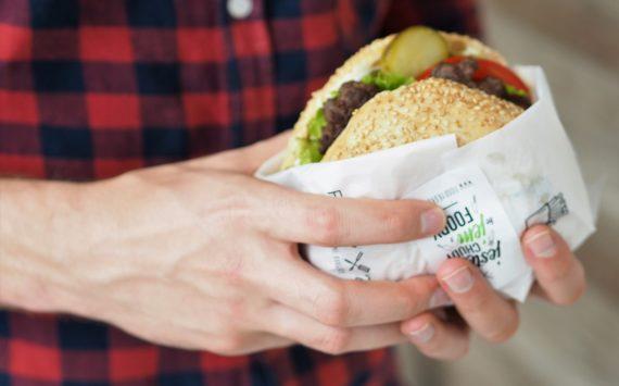 Tejsti Testy: dietetyczne burgery   Foody Burger   Gdańsk