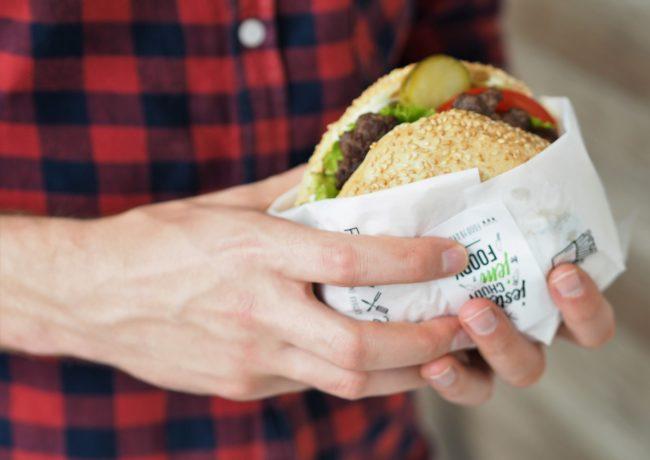 Tejsti Testy: dietetyczne burgery | Foody Burger | Gdańsk