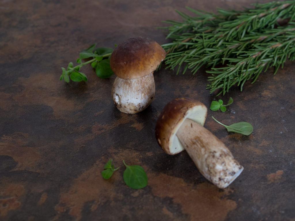 Jakie przyprawy pasują do grzybów?