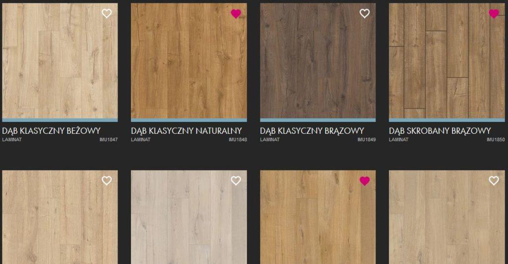 kolory podłogi jakie rozważamy
