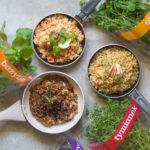 3 przepisy na proste i niebanalne dania z kasz