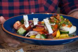 Tejsti Testy: grecka uczta | Taverna Zante | Gdynia