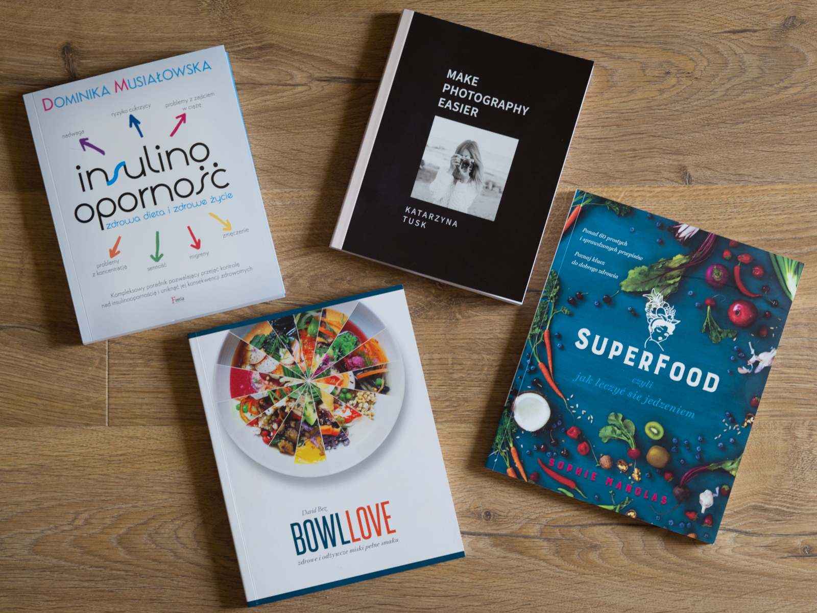Biblioteka dietetyka #6 – bowllove, superfood, insulinooporność i make photography easier