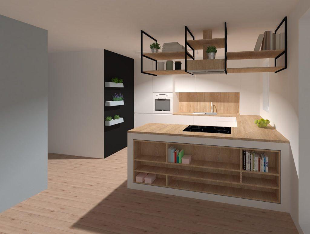 kuchnia marzeń - projekt 2