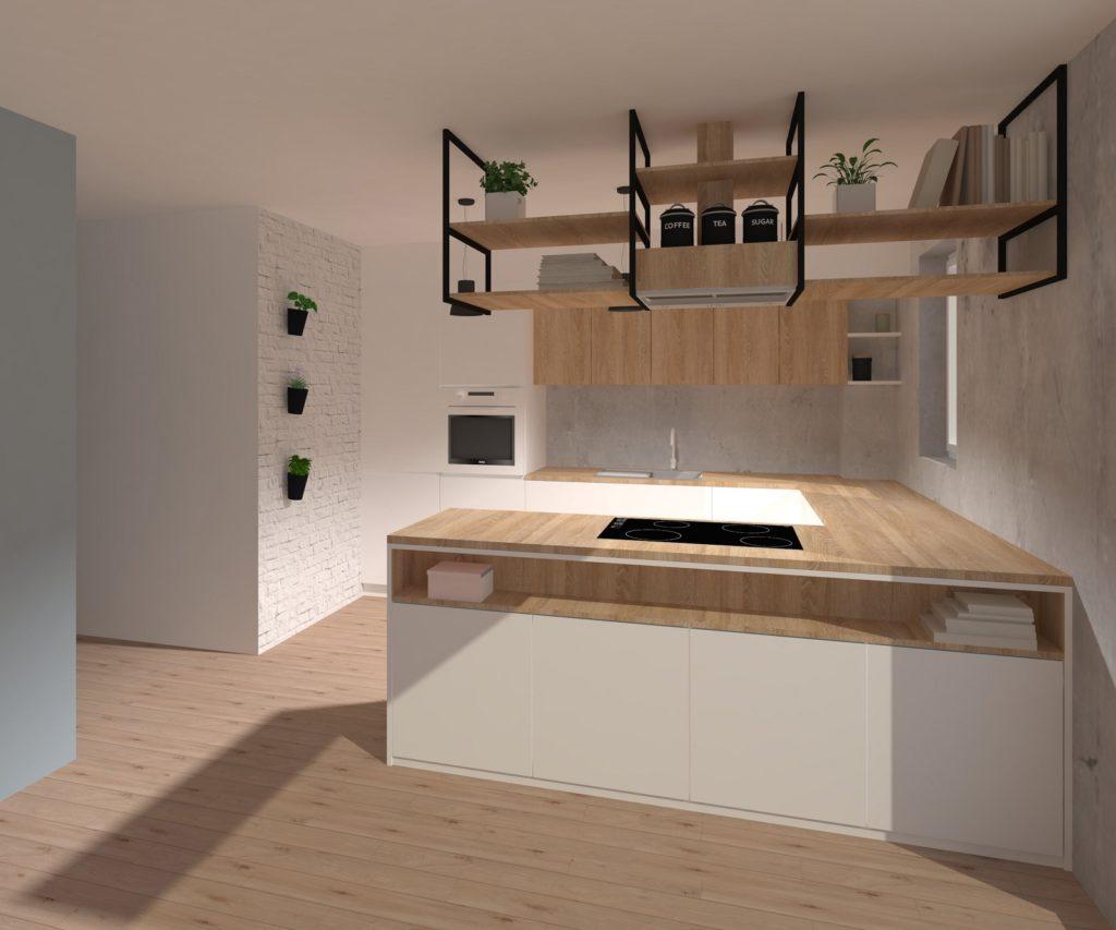 kuchnia marzeń - projekt 3