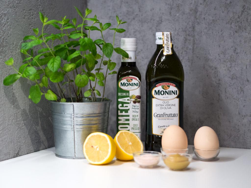 Domowy majonez z oliwy z oliwek