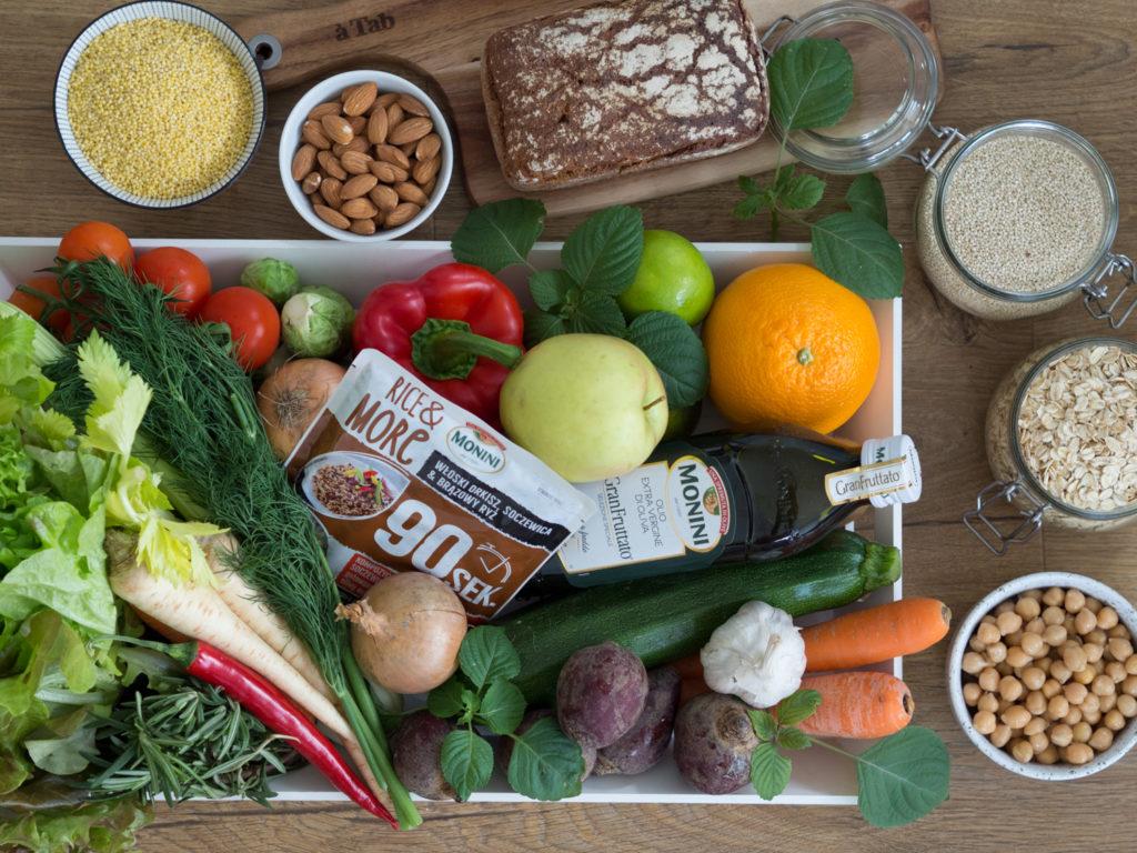 Zakupy dieta 2000 kcal