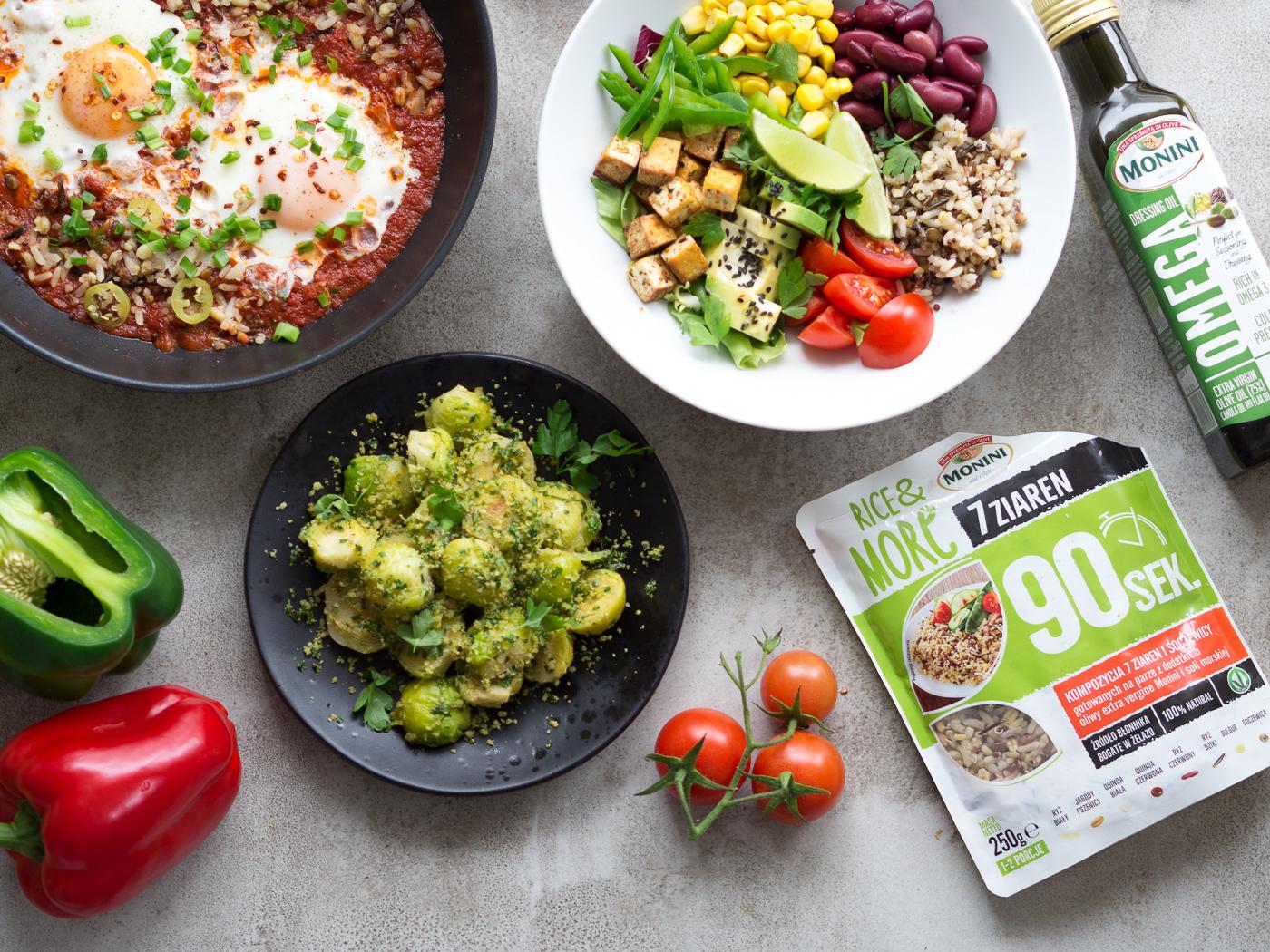 Dieta wegetariańska 1800 kcal do pobrania za darmo!