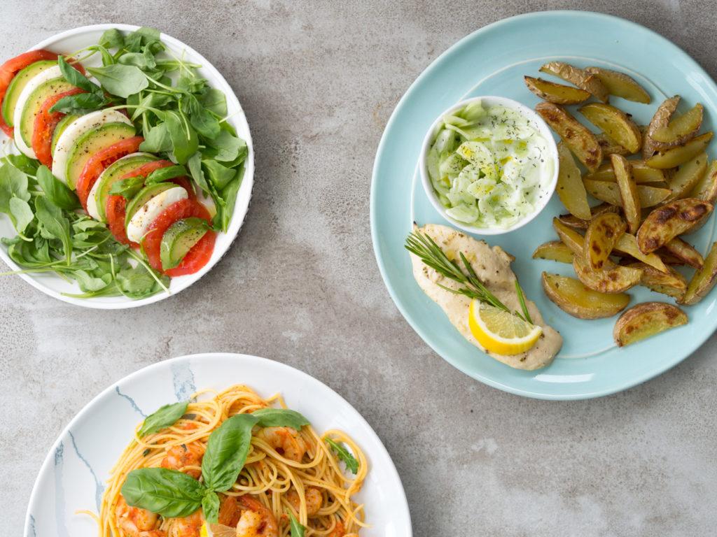 Odpowiednia ilość posiłków w ciągu dnia sprawi, że nie będziesz głodny w nawet na diecie redukcyjnej.
