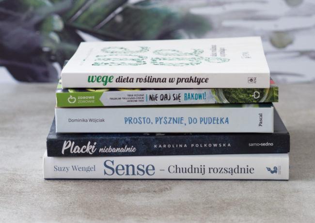 Bibliotek Dietetyka #8 – 5 książek, które pokochałam