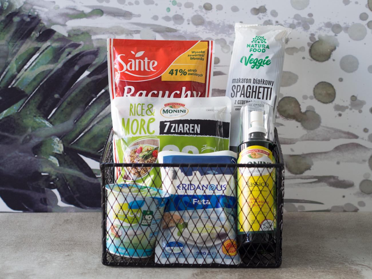 Zakupy Dietetyka #5 – mix ziaren, jaglanka, oliwa z spray'u i jogurt kokosowy