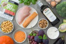 Dieta budująca masę mięśniową dla kobiety – darmowy jadłospis 2400 kcal