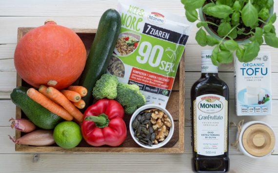 Wegańska dieta 1800 kcal do pobrania za darmo!