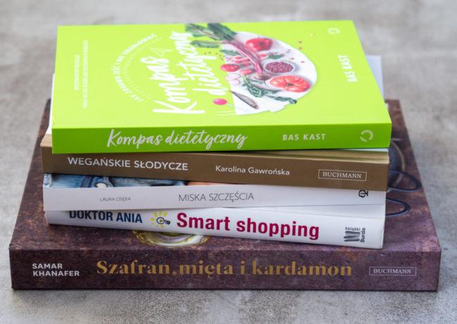 Biblioteka Dietetyka #8 – 5 nowości w mojej biblioteczce