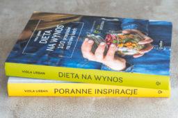 """Sałatka z komosy ryżowej, batatu i ciecierzycy – przepis z książki """"Dieta na Wynos"""""""
