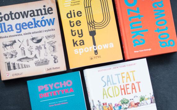 Biblioteka dietetyka #9 – księgarnia medyczna i perełki kulinarne