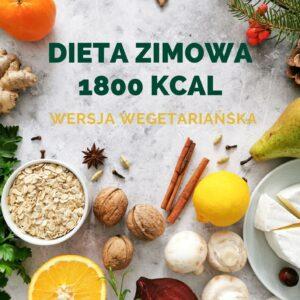 dieta zimowa wegetariańska 1800 kcal