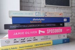 Biblioteka dietetyka #10 – dietetyka, kulinaria i psychologia