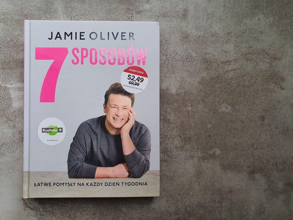 7 sposobów. Jamie Olivier