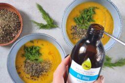 Kwasy omega-3 na diecie roślinnej