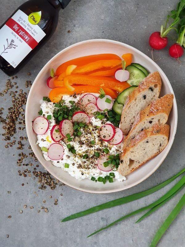omega-3 na diecie roślinnej