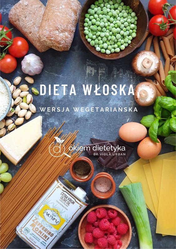 Włoski jadłospis – wersja wegetariańska