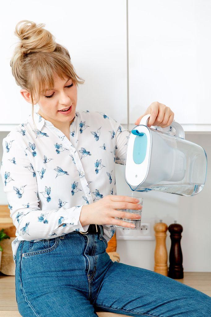 woda kranowa filtrowana Brita