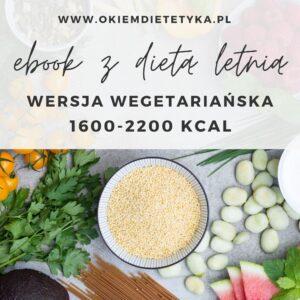 Ebook wegetariański - dieta letnia