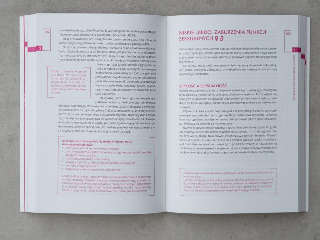 Dieta dla płodności - wydawnictwo Zwierciadło