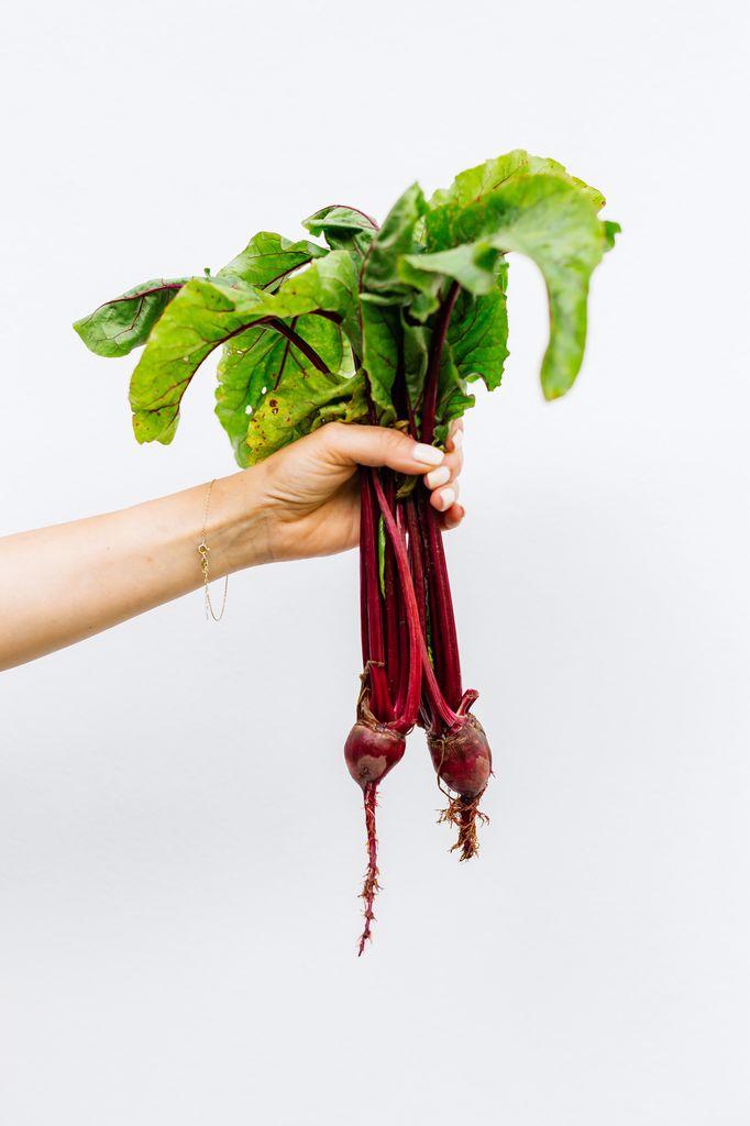 dieta przy anemii - buraki